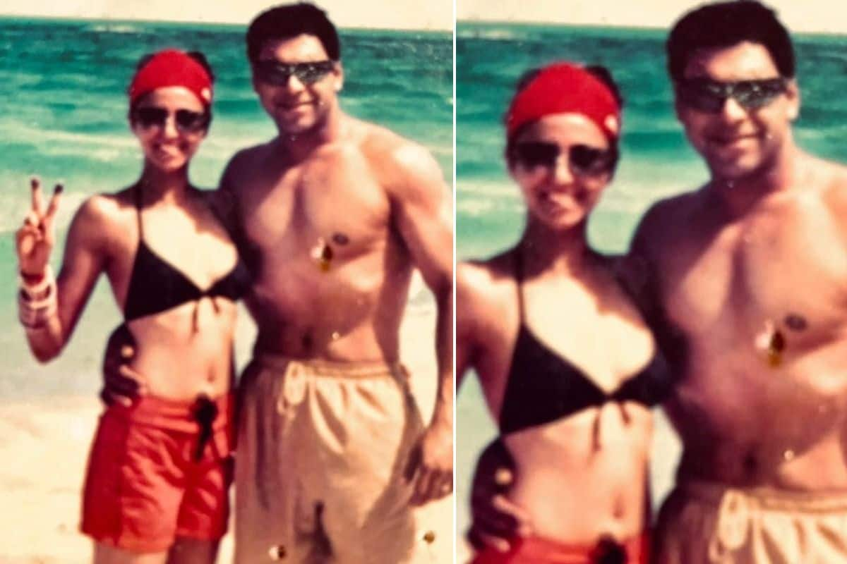 Ram Kapoor-Gautami Kapoor Leave Fans Jaws Drop With Their Hot Throwback Photo, Fans Say