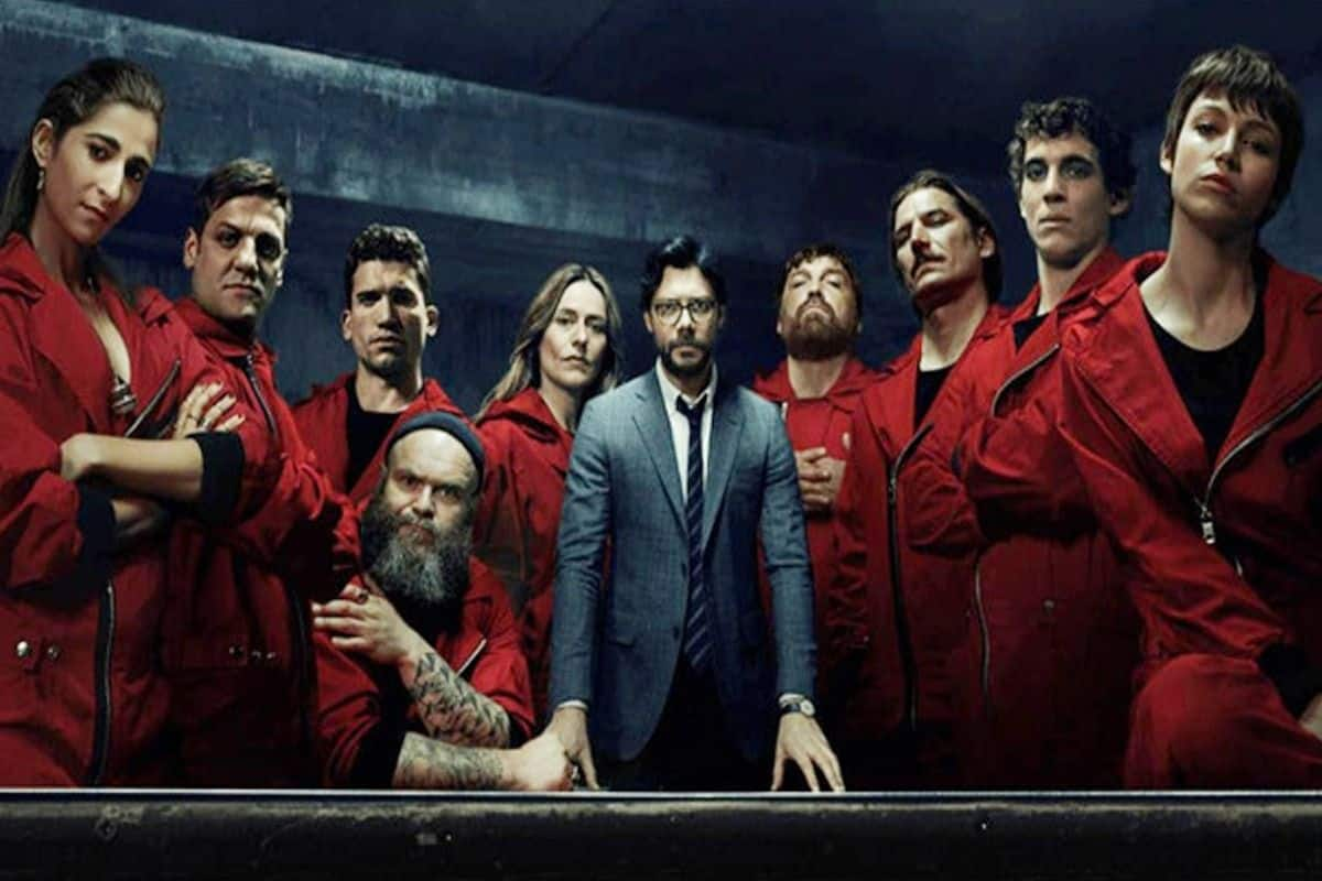 Money Heist Season 5 Leaked Online, Full HD Available For Free Download Online on Tamilrockers and Other Torrent Sites