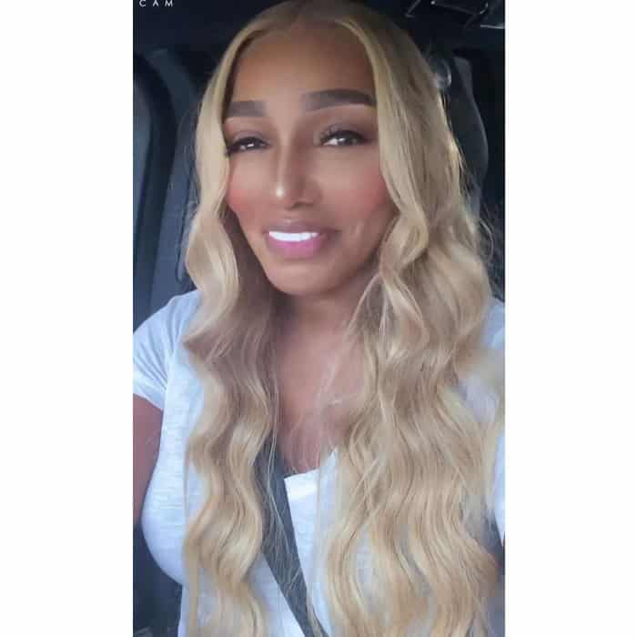 NeNe Leakes has good days and bad days after the death of her late husband Gregg Leakes
