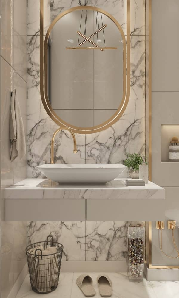 Try these 3 Bathroom Renovations for a Luxurious Bathing Experience!