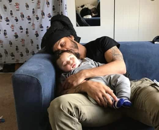 Chris Lopez and Lux